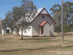 Yuleba Church Queensland