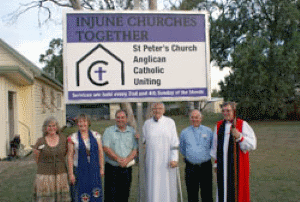 St Peters Church Injune